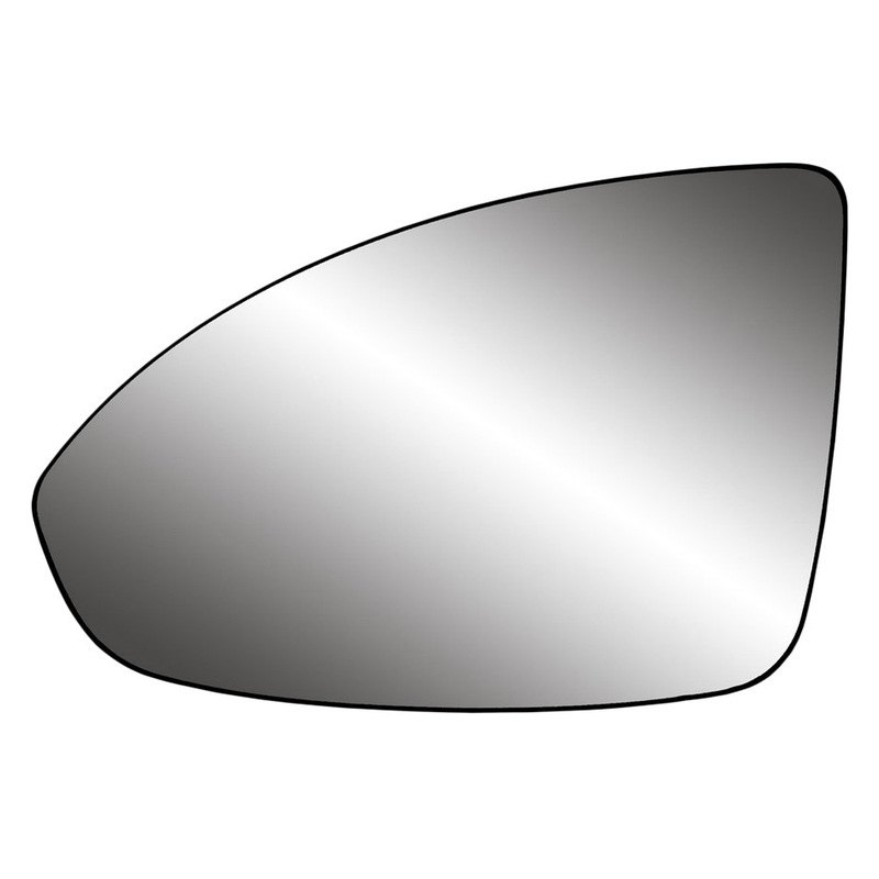 K source chevy cruze 2016 mirror glass with backing plate for Mirror source