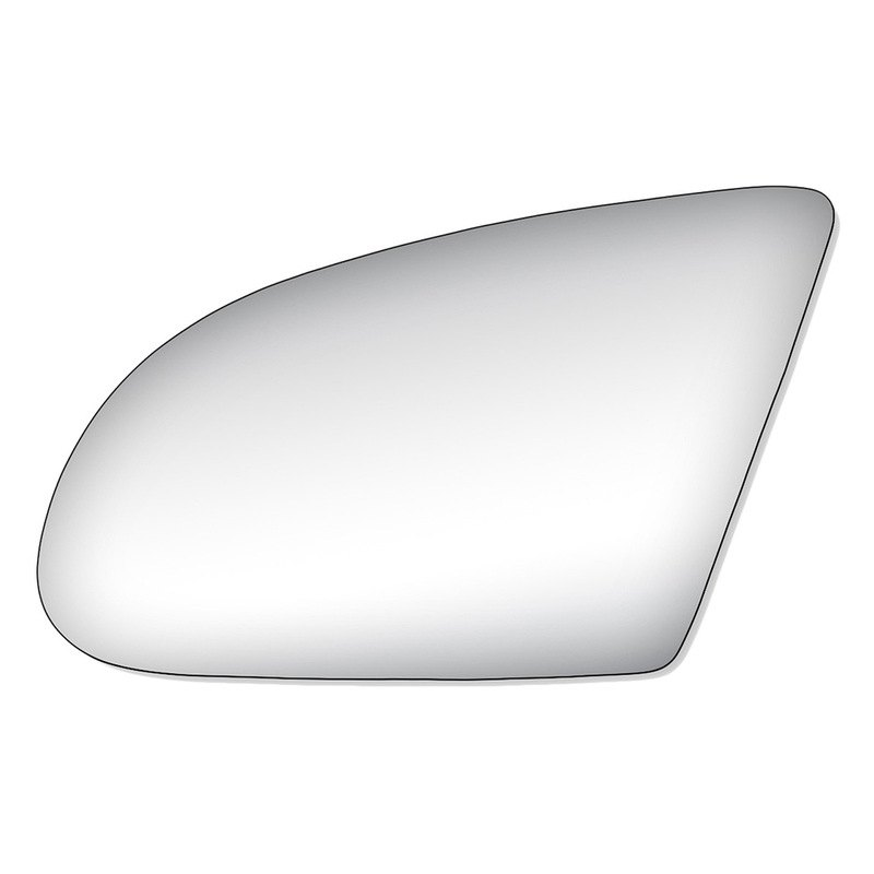 K source 99041 driver side mirror glass non heated for Mirror source