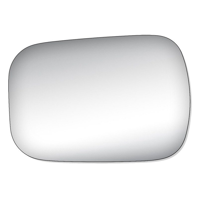 K source 99052 driver side mirror glass non heated for Mirror source