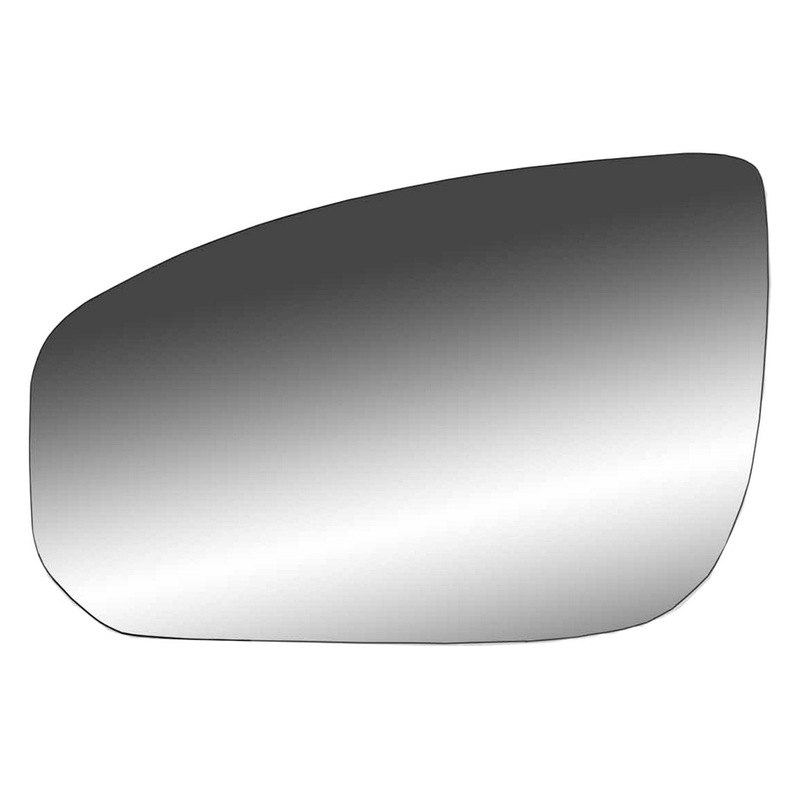 K source 99190 driver side mirror glass non heated for Mirror source
