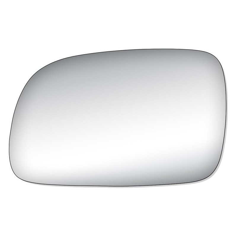 Jeep Grand Cherokee Driver Side Mirror Glass Replacement