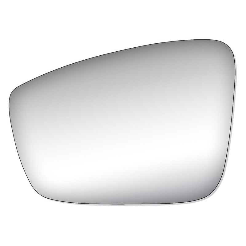 K source 99273 driver side mirror glass non heated for Mirror source