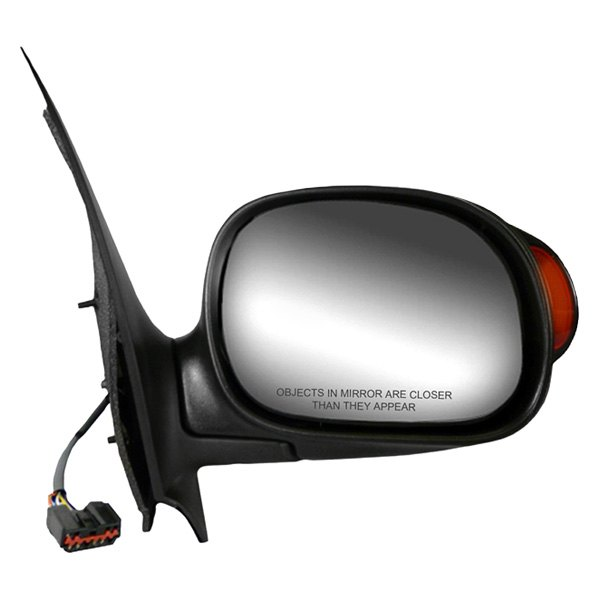 K source 61085f passenger side power view mirror non for Mirror source