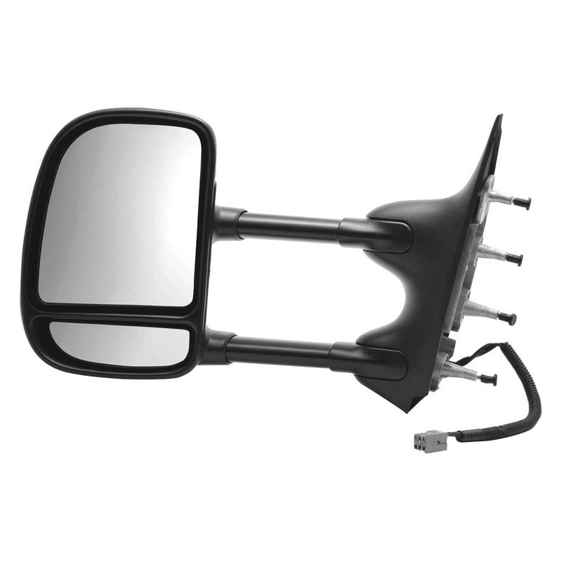 K source 61204f driver side power towing mirror non for Mirror source