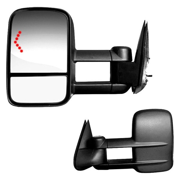 For Chevy Silverado 1500 Classic 07 Towing Mirrors Driver