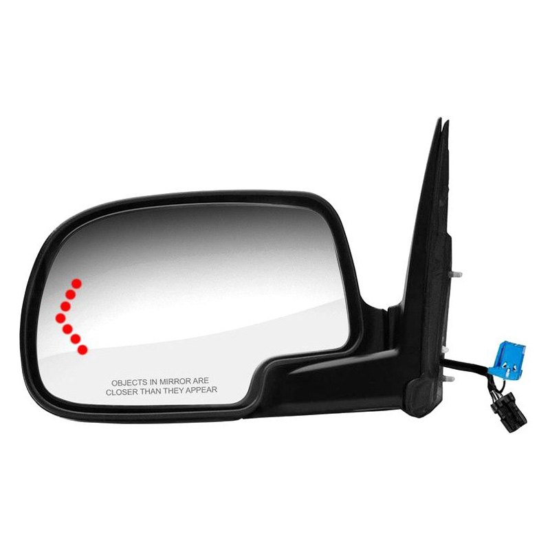 For Chevy Silverado 1500 Classic 07 Side View Mirror Driver Side Power View