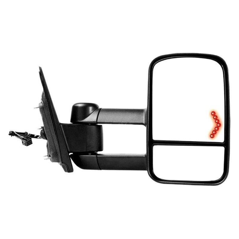 k source chevy silverado 2015 towing mirrors. Black Bedroom Furniture Sets. Home Design Ideas