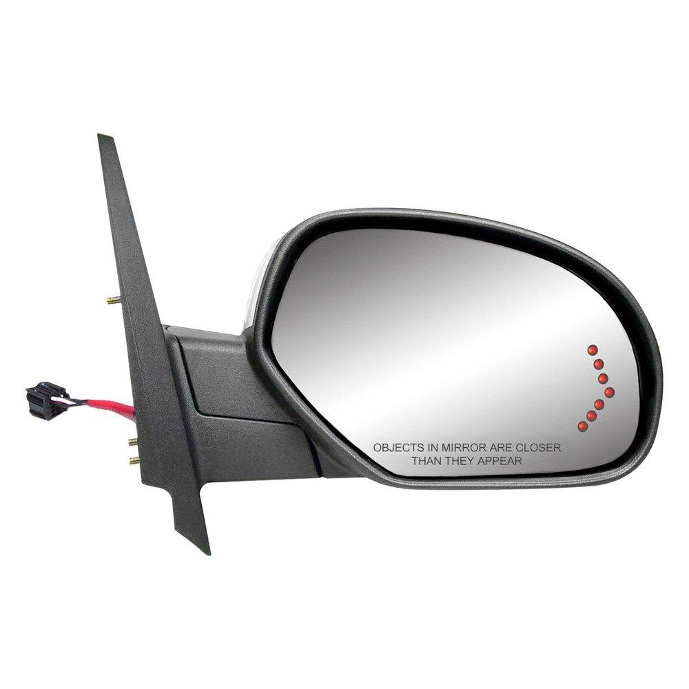 K Source® - Chevy Silverado 2008-2013 Side View Mirror