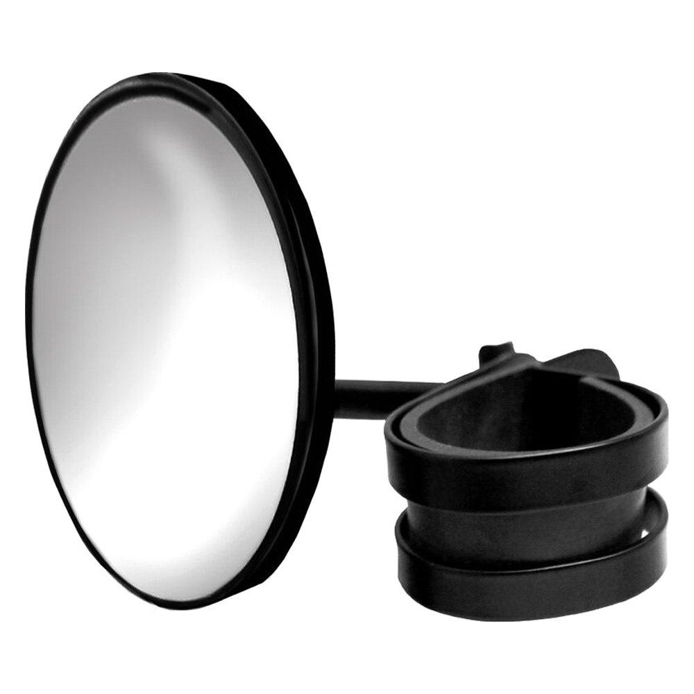 K source 16002 round side mirror for Mirror source