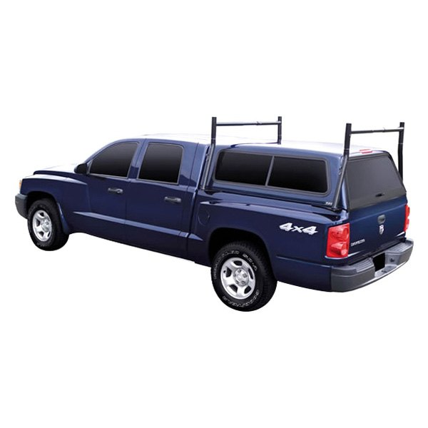 Toyota Camper Shells: Toyota Tacoma With Camper Shell 2017