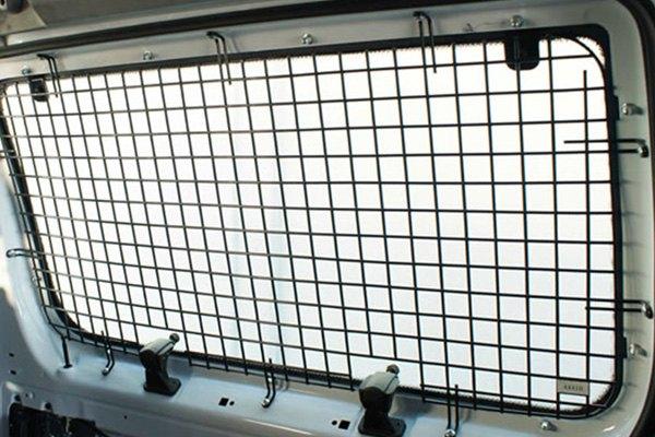 Kargo master 4072f hinged rear door security window for Back door with window and screen