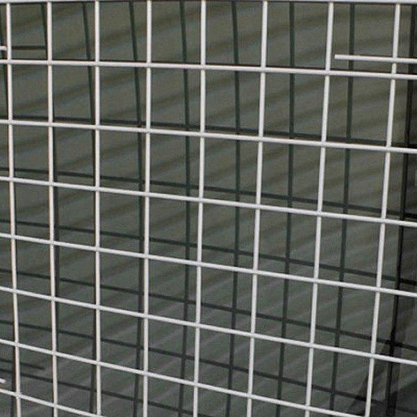 Kargo master hinged rear door security window screen ebay for Back door with window and screen