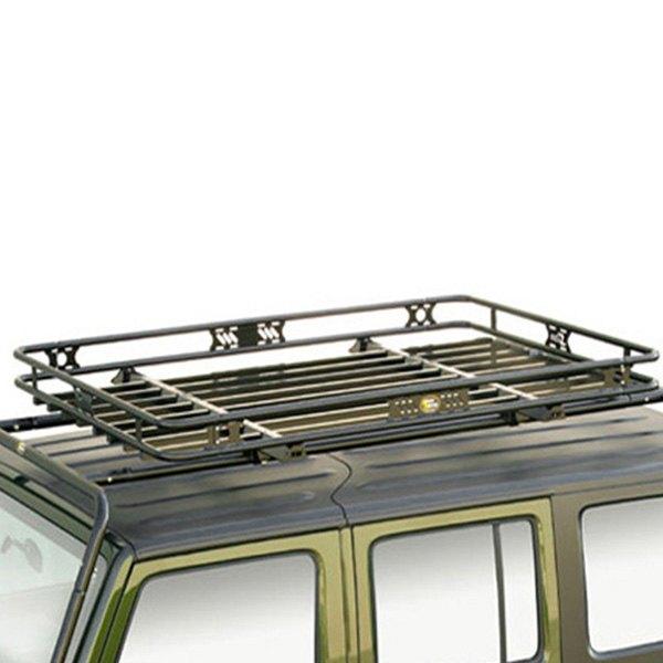 Kargo Master®   Safari Black Steel Roof Cargo ...
