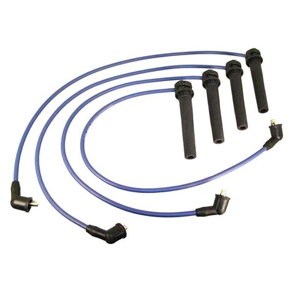 karlyn sti nissan frontier 2004 spark plug wire set. Black Bedroom Furniture Sets. Home Design Ideas