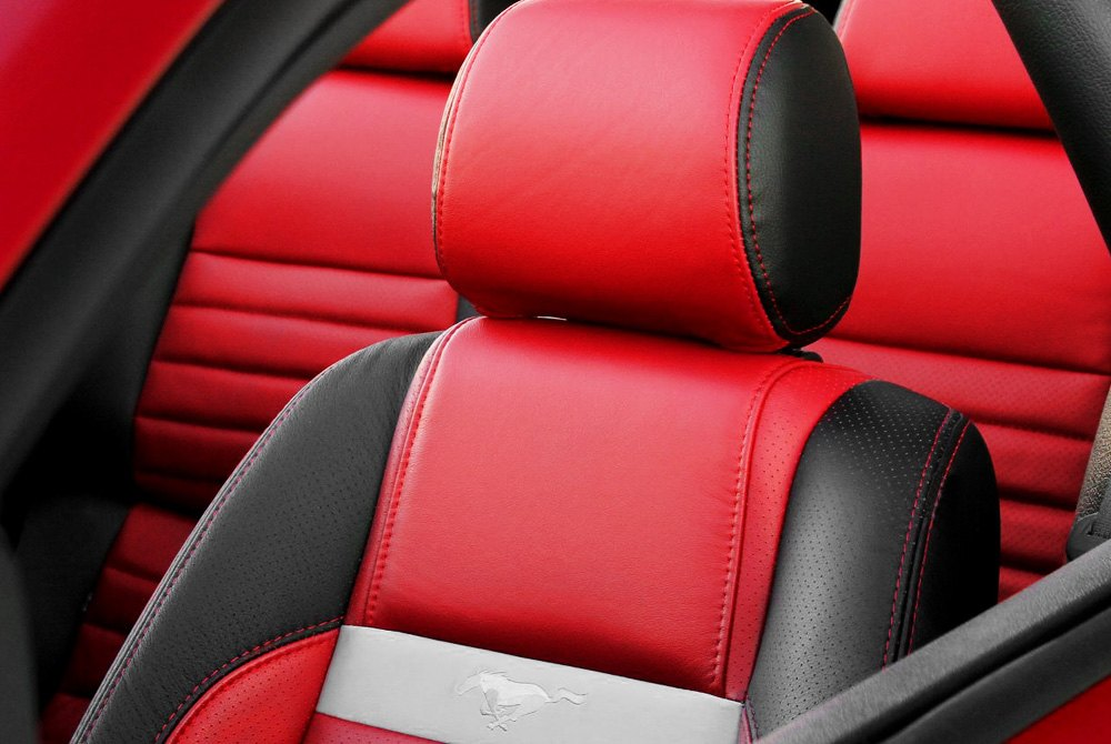 katzkin leather car seats covers interiors. Black Bedroom Furniture Sets. Home Design Ideas