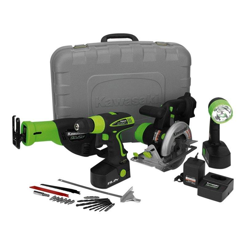 Kawasaki Cordless Tools