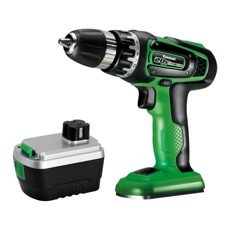Kawasaki Power Drill V