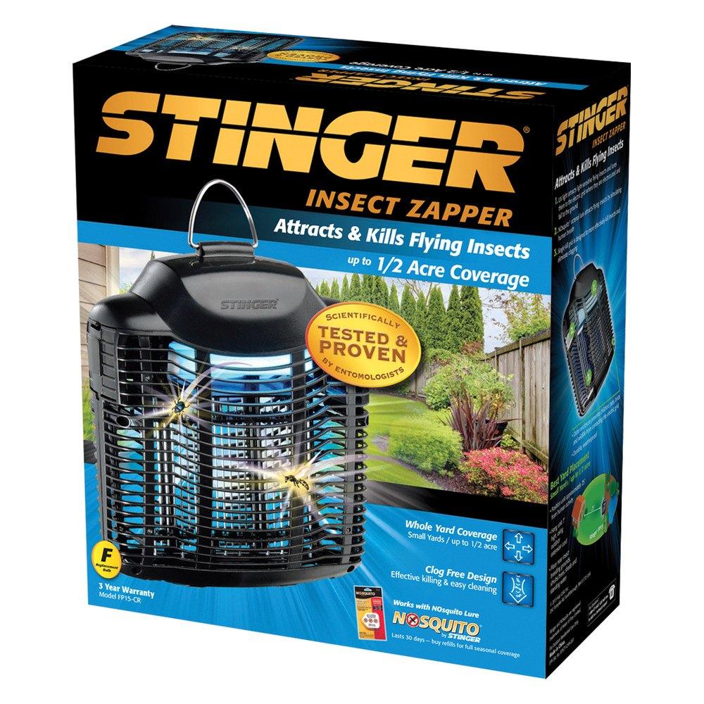 Stinger Bug Zapper Parts Quotes Electronic Insect Killer Model Uvb45 Solved Fixya Kaz Fp15cr Flat Panel