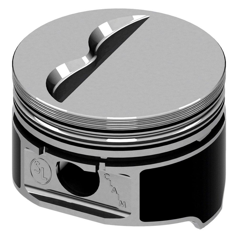 kb performance flat top claimer piston set bore rod length. Black Bedroom Furniture Sets. Home Design Ideas