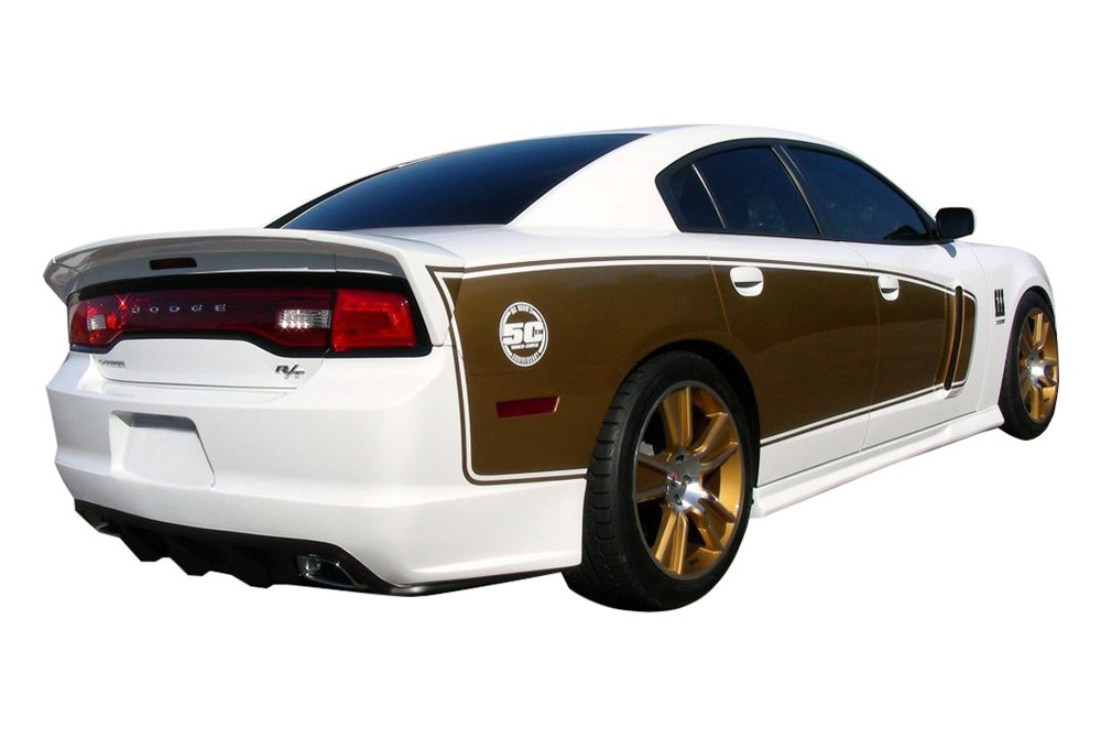 kbd dodge charger 2012 2013 premier style body kit. Black Bedroom Furniture Sets. Home Design Ideas