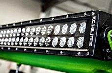 KC HiLiTES C Series Dual Row Spot Spread Led Light Bar