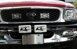 KC HiLiTES Lights on Ford F-150