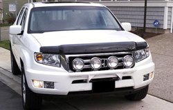 KC HiLiTES Lights on Honda Ridgeline