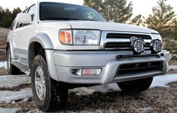 KC HiLiTES Lights on Toyota 4Runner