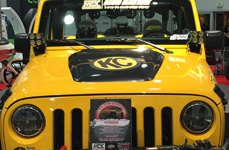 KC HiLiTES FLEX Lights on Jeep