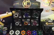 KC HiLiTES New Cyclone Display