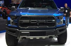 KC HiLiTES Lights on New Ford Raptor