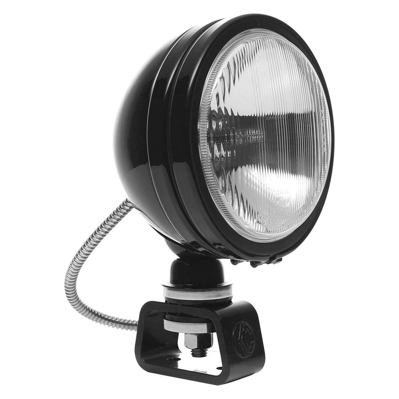 Kc Hilites 1234 Daylighter 6 Quot 100w Round Spread Beam Light