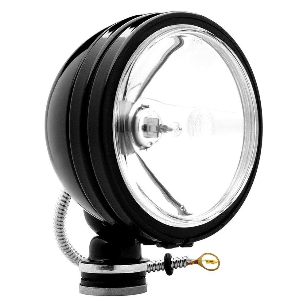 kc hilites® daylighter™ 6 round lights kc hilites® daylighter™ 6 100w round spot beam