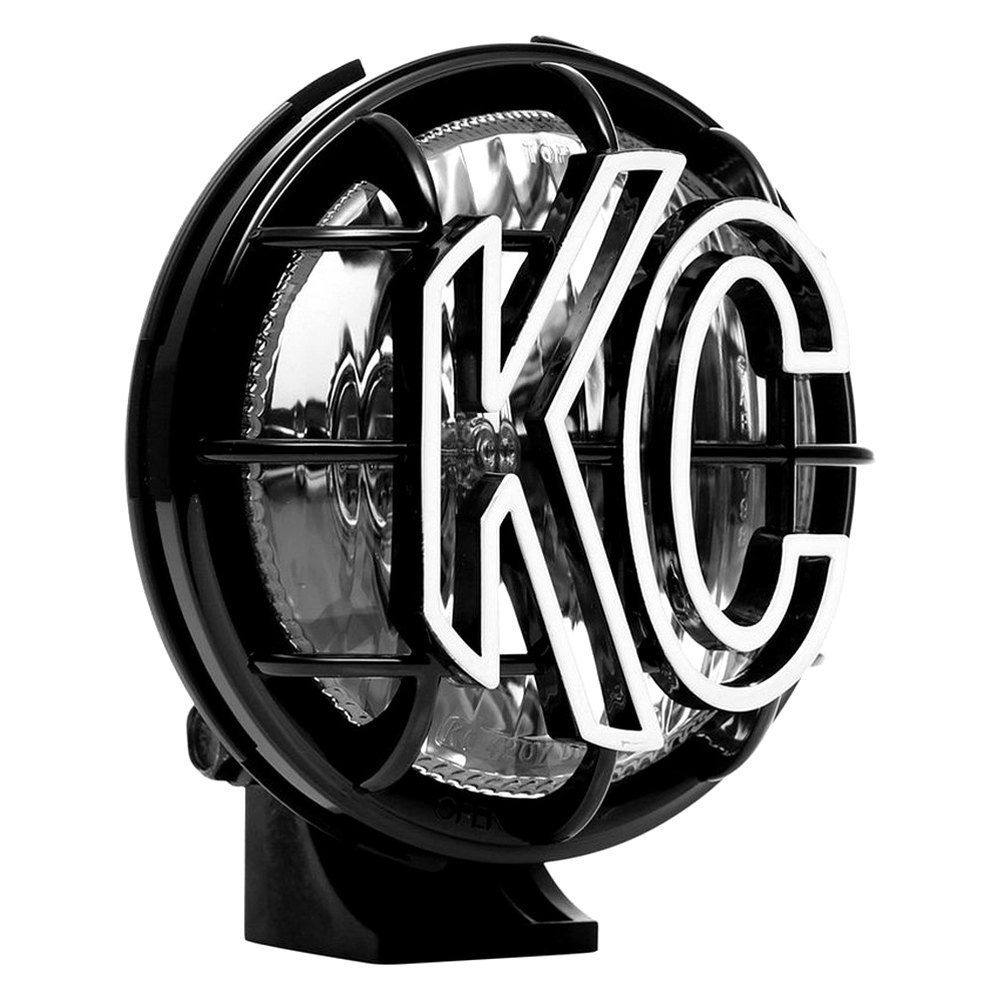kc hilites 1451 apollo pro 5 55w round spread beam light. Black Bedroom Furniture Sets. Home Design Ideas