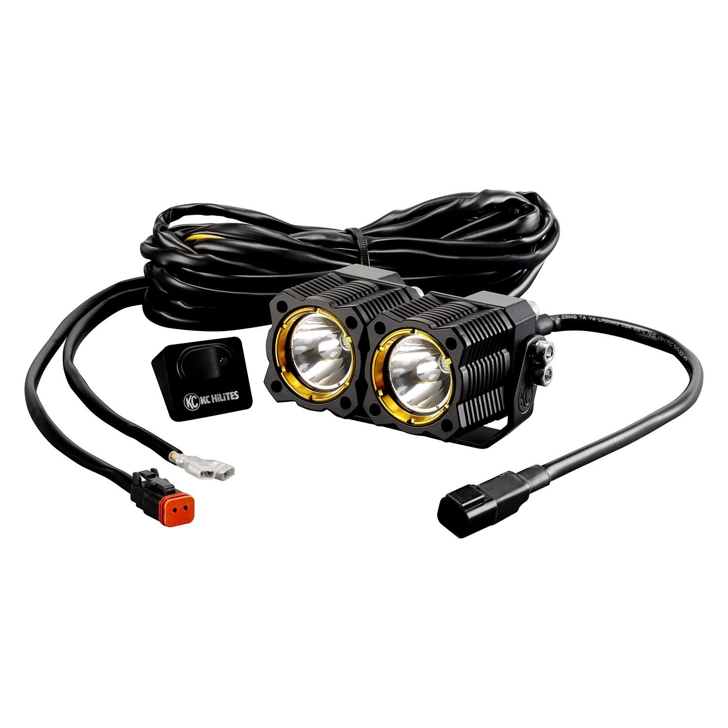 Kc Off Road Light Wiring Harness Diagram Hilites Lights Driving Led