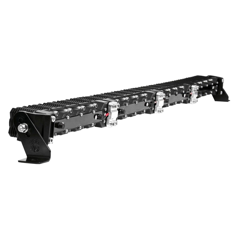 KC HiLiTES Flex Series W Slim bo Beam LED Light Bar
