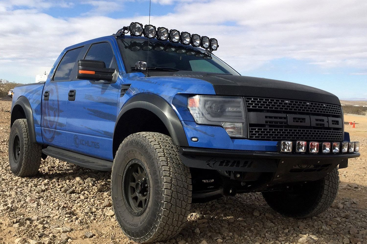 Kc hilites gravity pro6 combo beam led light bar hilites gravity pro6 led light bar aloadofball Image collections