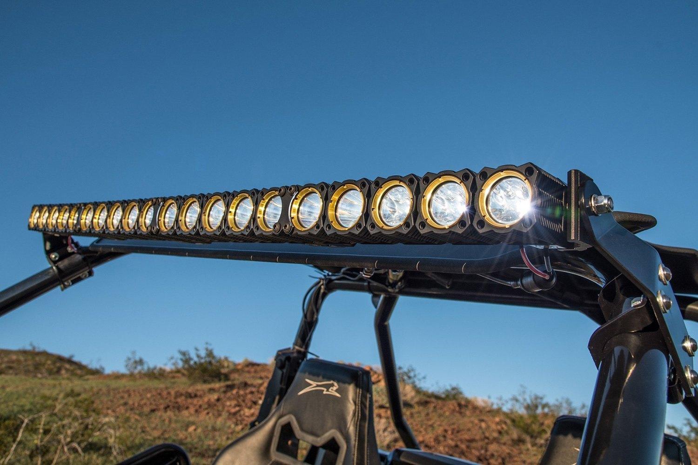 KC HiLiTES Flex Series Roof Mounted LED Light Bar Kit