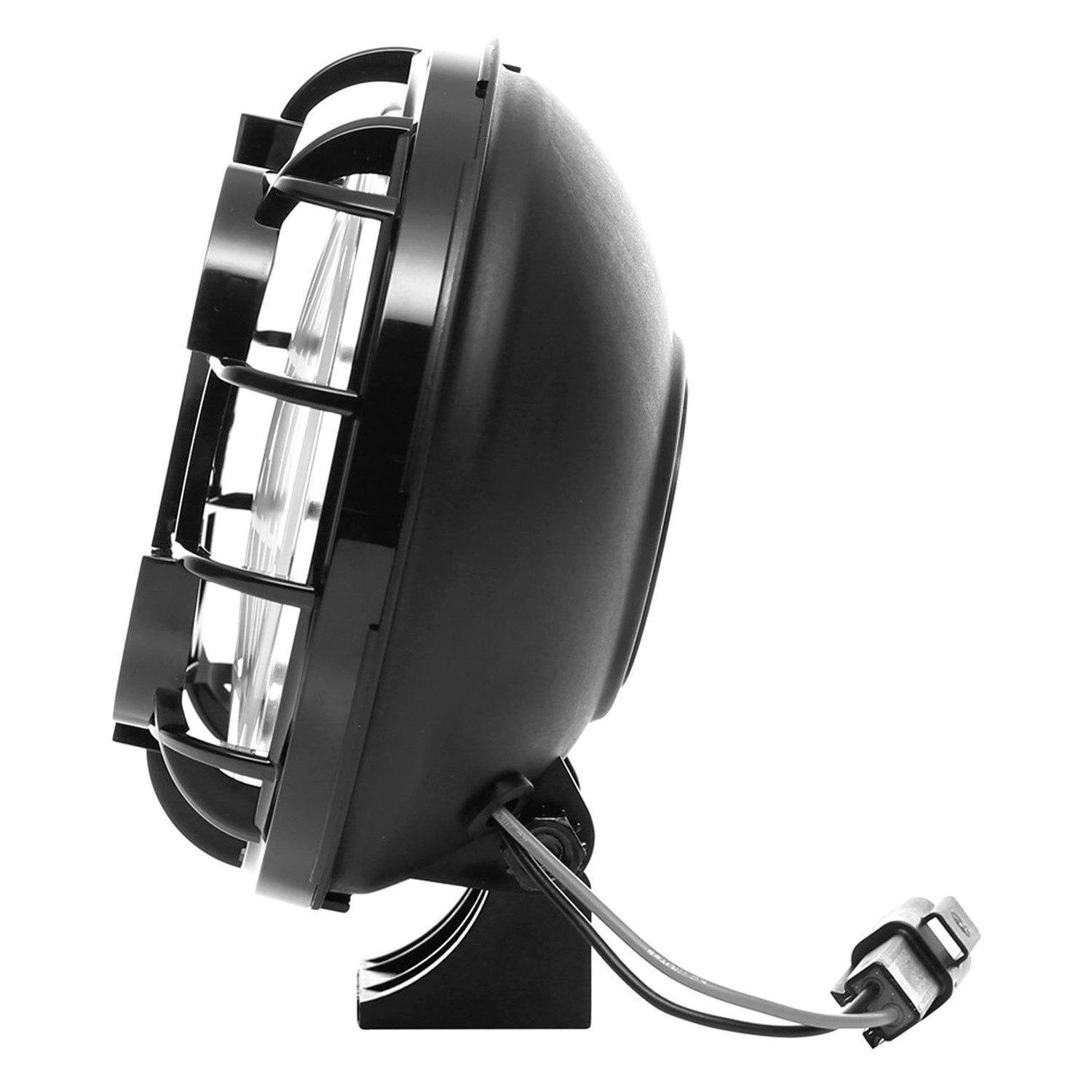 Kc Hilites 9150 Apollo Pro 6 2x100w Round Spot Beam Lights Wiring Harness Diagram Rear Viewkc