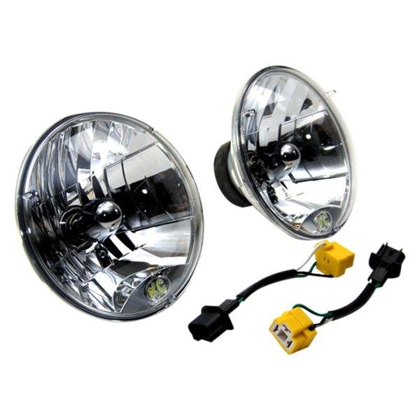 Truck lite headlights on wrangler jk pictures autos we