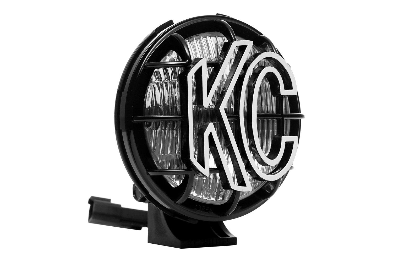 kc hilites 1452 apollo pro 5 55w round fog beam light. Black Bedroom Furniture Sets. Home Design Ideas