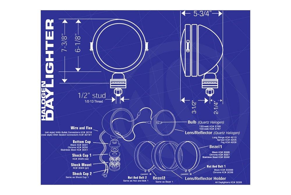 Diagrams532600 Kc Daylighter Wiring Diagram Kc Lights Wiring – Kc Hilites Wire Diagram 3