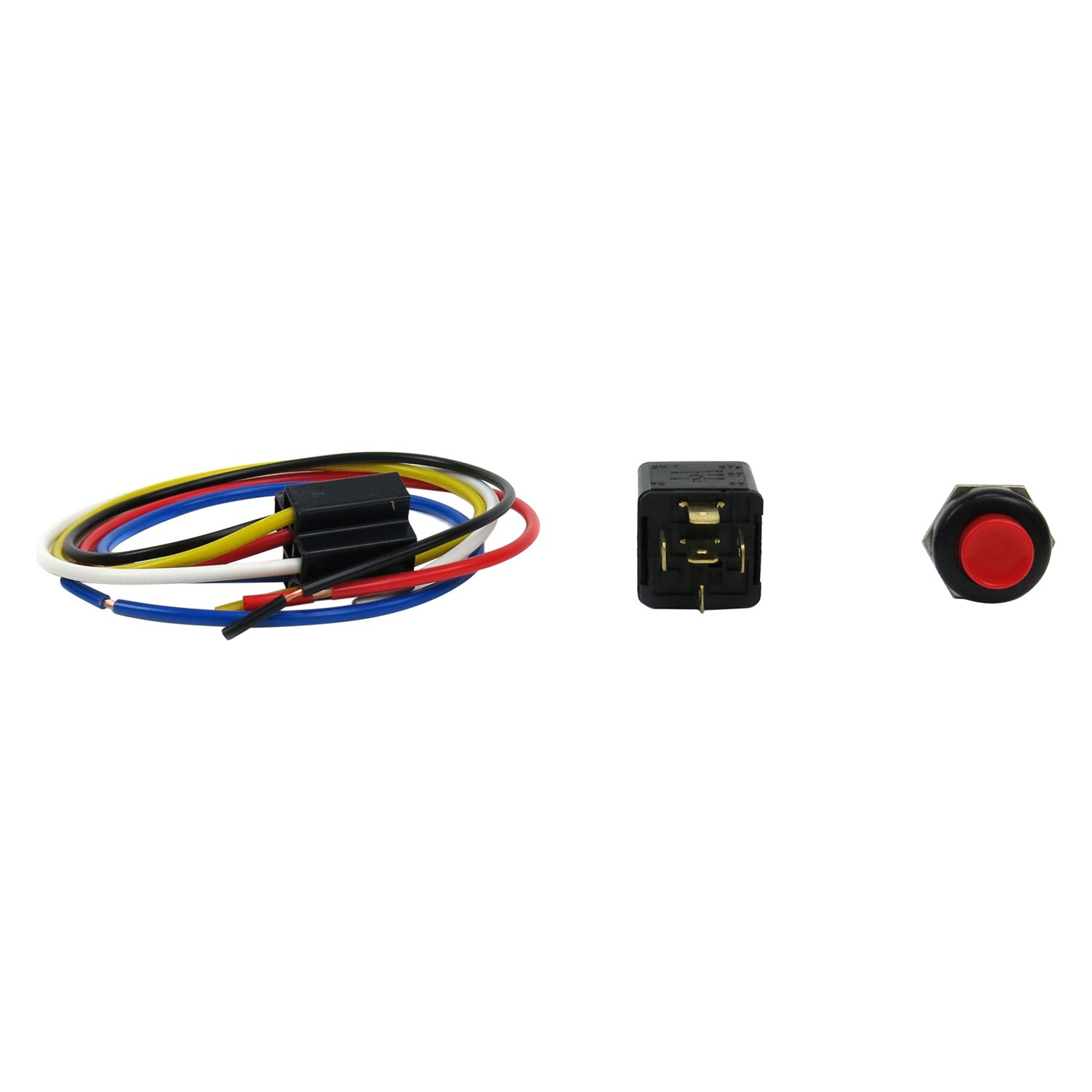 Keep It Clean® KICHARNAL - Heavy Duty Auxiliary Light Relay Kit with ...