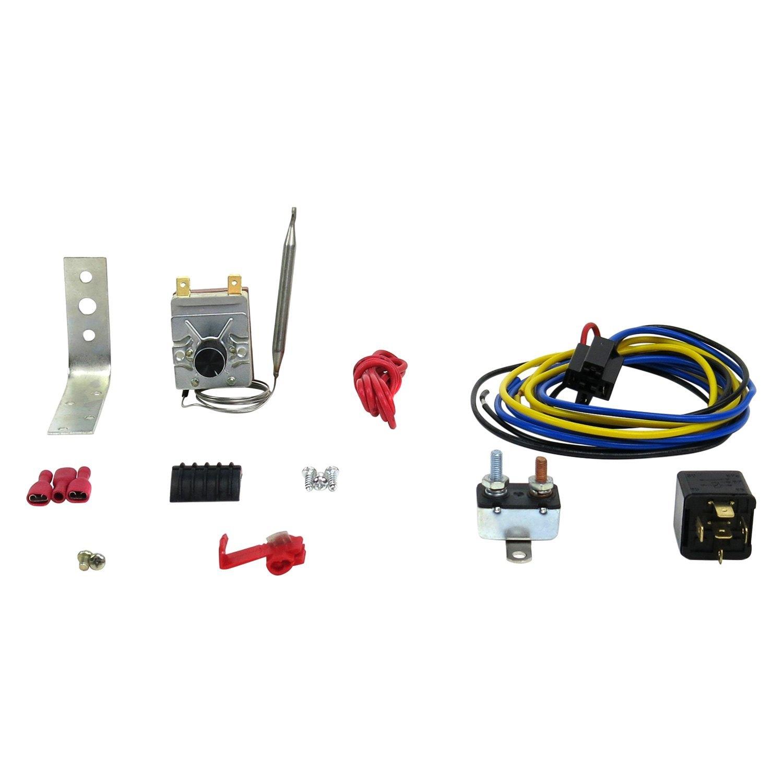 Keep It Clean Kicharnat Adjustable Temperature Switch Relay Kit Lifetime
