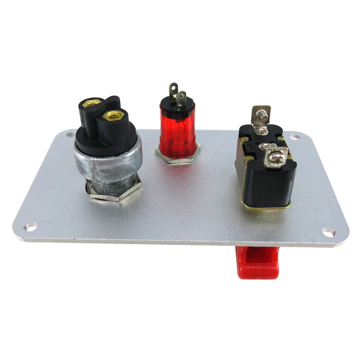 how to make a toggle switch panel