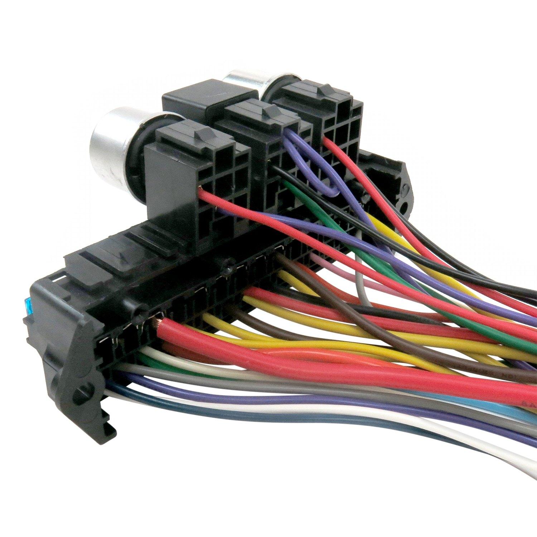 Anal plug with tai