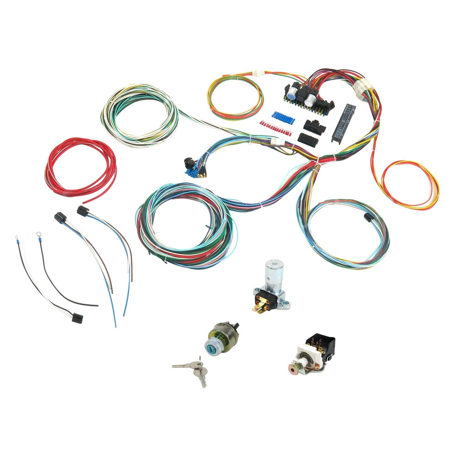 keep it clean 174 procomp ultra small wire harness