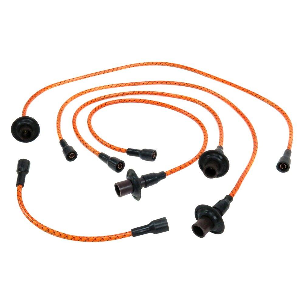 Keep It Clean® KICW3Y - Spark Plug Wire Set