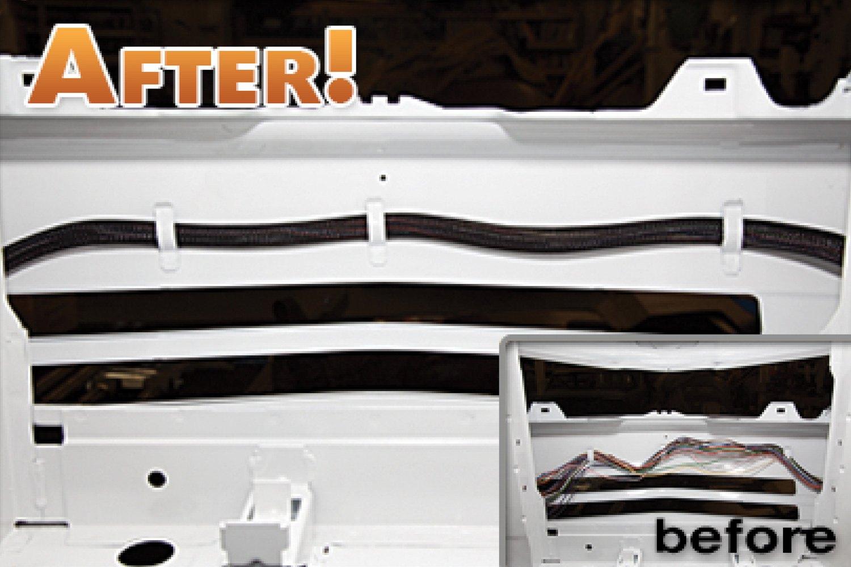 Keep It Clean® - Split Ultra Wrap Wire Loom Tool