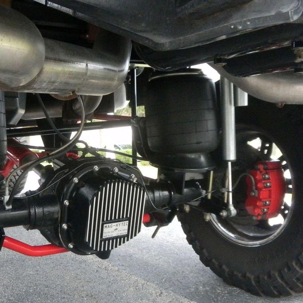 2005 Mazda B Series Regular Cab Suspension: Ford F-350 Regular Cab / SuperCab / SuperCrew
